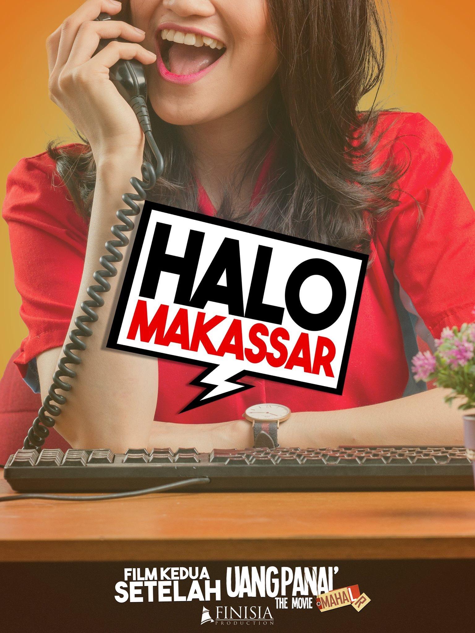 """Sukses Film Pertama """"Uang Panai"""" Ini Film Ke-2 """"Halo Makassar"""""""