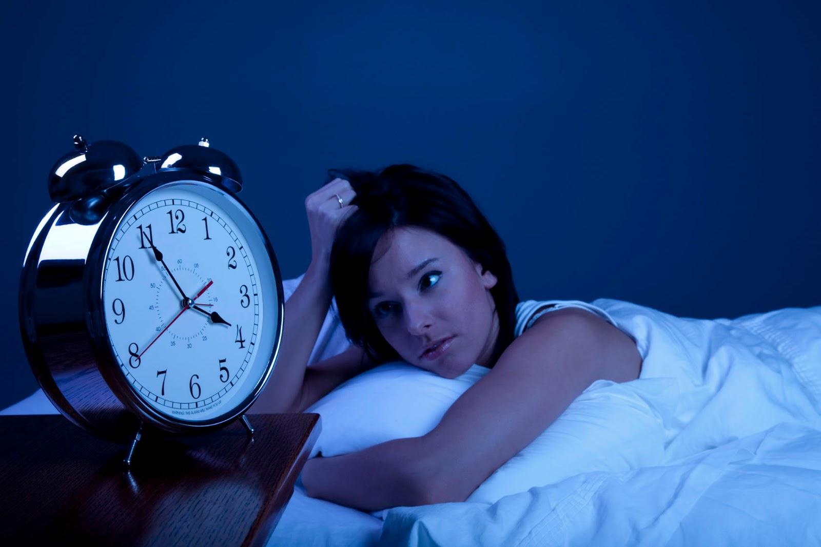 kesulitan tidur