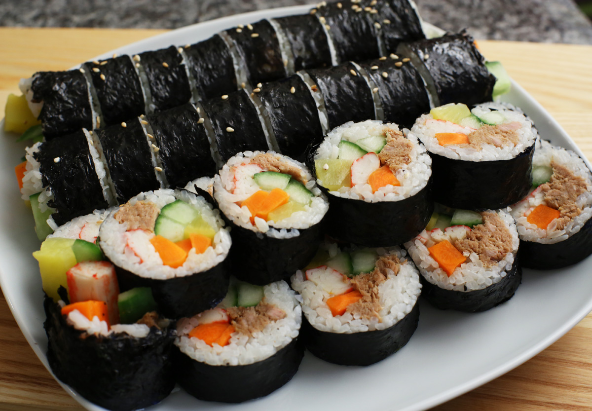 Jepang sushi