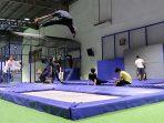 lompat-lompat main trampoline