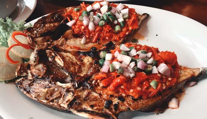 resep masakan ayam rica rica khas toraja resep bunda rumahan Resepi Ikan Kerapu Bakar Enak dan Mudah