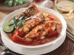 Sup Ikan Kuah Asam