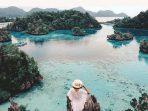 keindahan pulau labengki sulawesi tenggara-min
